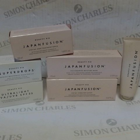 LOT OF 6 BEAUTY PIE SKIN CARE ITEMS
