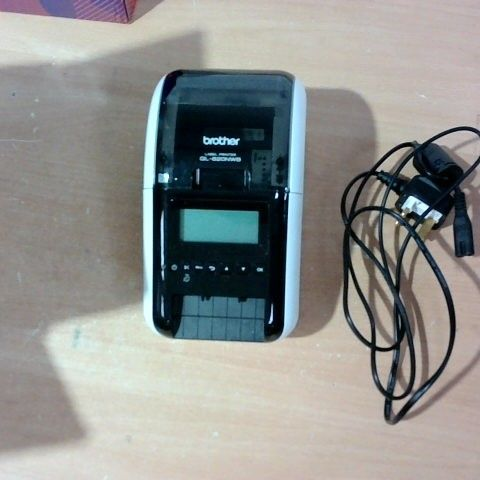 BROTHER PROFESSIONAL NETWORK LABEL PRINTER