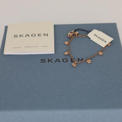 BRAND NEW BOXED SKAGEN BRACELET ANETTE RG TONE