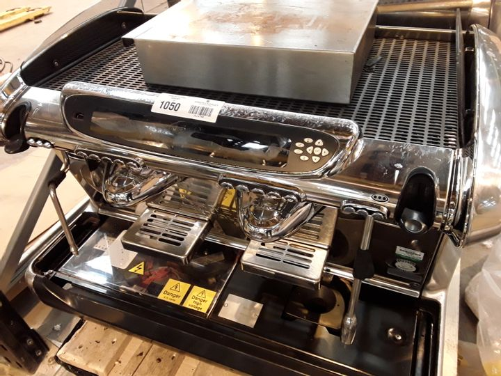 FAEMA EMBLEMA 2 GROUP COMMERCIAL ESPRESSO COFFEE MACHINE