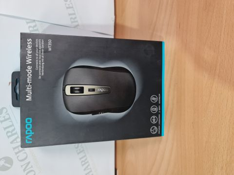 RAPOO MT350 MULTI-MODE WIRELESS MOUSE