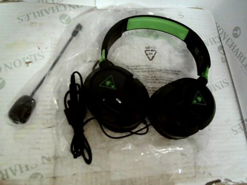 TURTLE BEACH WIRED GAMING HEADSET
