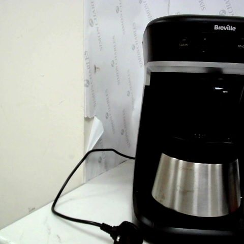 BREVILLE ALL IN ONE COFFEE MACHINE