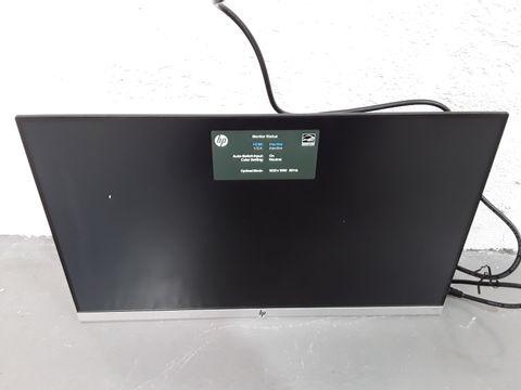 HP 24F ULTRASLIM 23.8 INCH FULL HD MONITOR