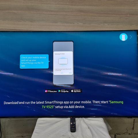 SAMSUNG QE65Q800R 65 INCH QLED HDR SMART TV