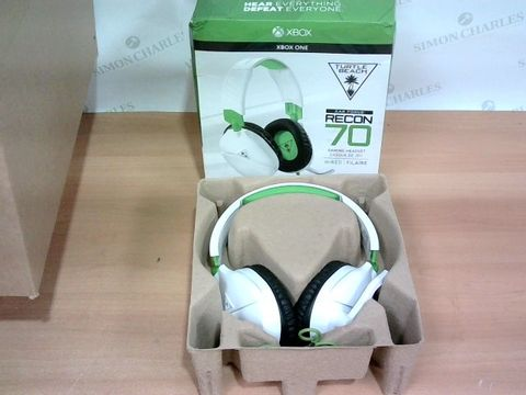 BOXED TURTLE BEACH EAR FORCE RECON 70 HEADSET