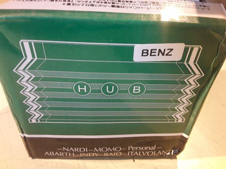 HUB SPORTS BOSS KIT - MERCEDES