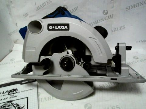 G LAXIA PROFFESSIONAL CIRCULAR SAW MODEL 97608