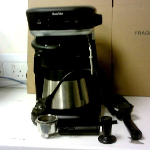 BREVILLE ALL-IN-ONE COFFEE MACHINE