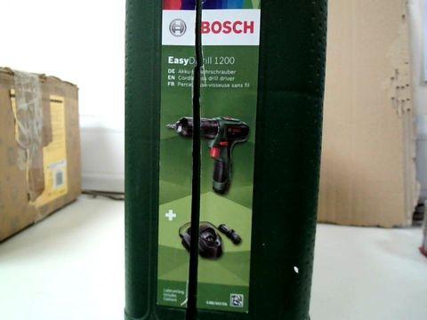 BOSCH 12V CORDLESS EASY DRIVE 1200
