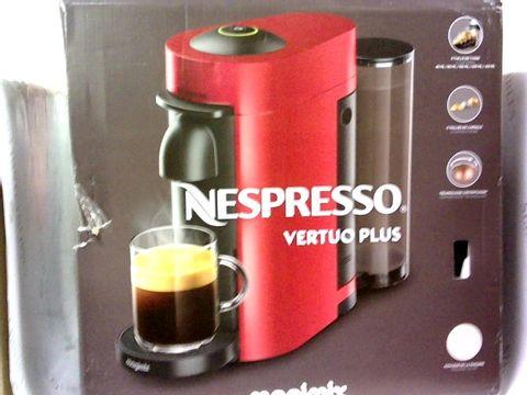 NESPRESSO VERTUO PLUS, COFFEE MACHINE