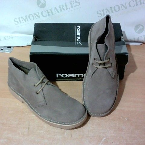 BOXED PAIR OF ROAMERS SIZE 10