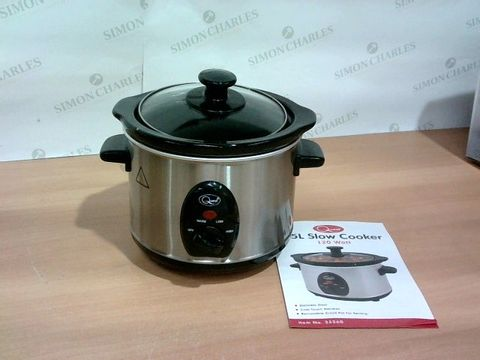 QUEST 1.5L SLOW COOKER