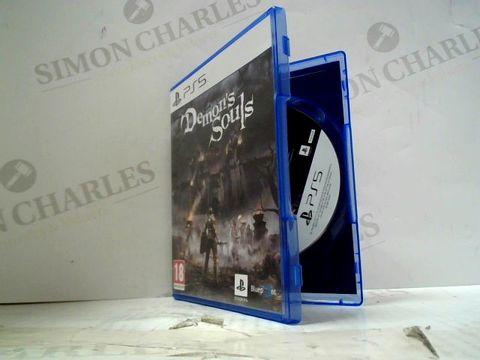 DEMON'S SOULS PLAYSTATION 5 GAME