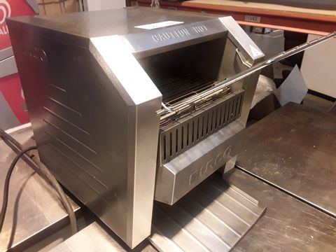 BURCO CONTINUOUS ELECTRIC TOASTER