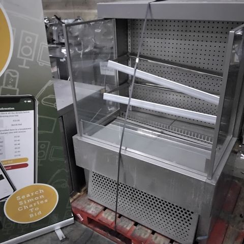 REFRIGERATED COUNTER DISPLAY UNIT