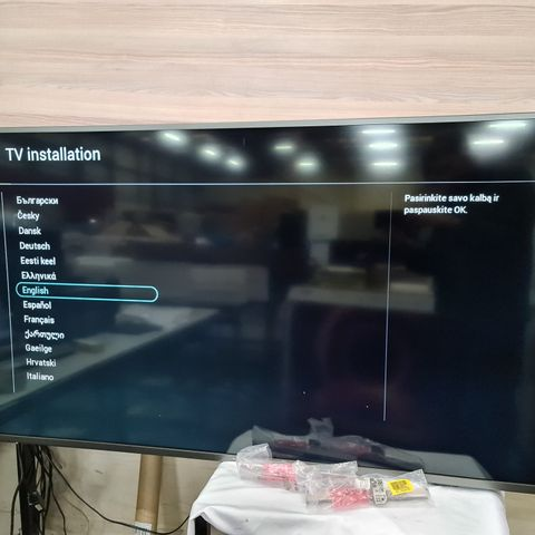PHILIPS 58PUS7805 58 INCH 4K UHD LED SMART TELEVISION