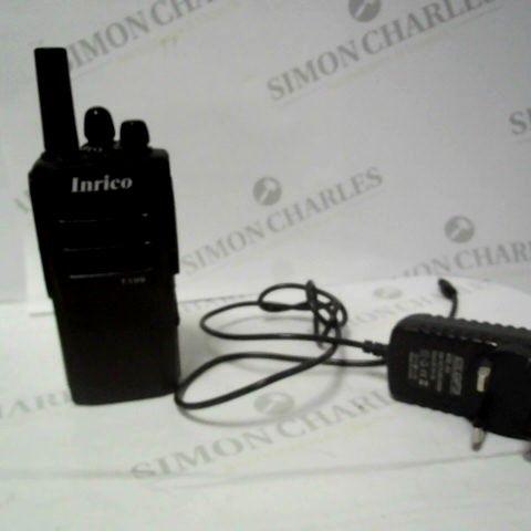 INRICO NETWORK HANDHELD T199 RADIO WIFI/3G