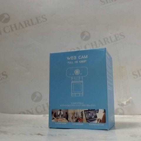 FULL HD 1080P WEB CAM