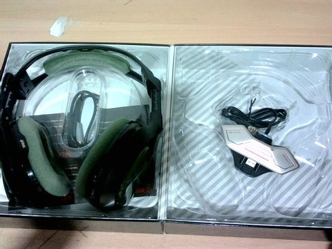 ASTRO A40 M80 GAMING HEADSET