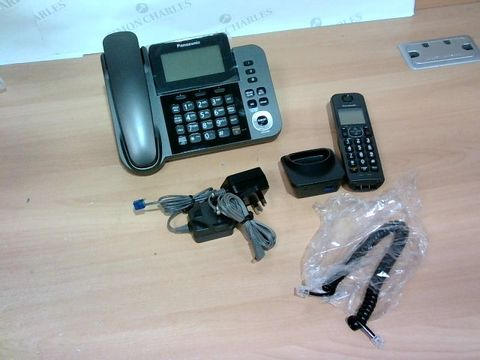 PANASONIC LANDLINE TELEPHONE SET