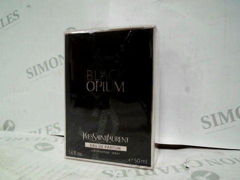 YVES SAINT LAURENT BLACK OPIUM EDP - 50ML - BRAND NEW SEALED