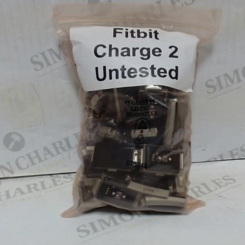LOT OF APPROXIMATELY 25 FITBIT CHARGE 2 FITNESS SMART BANDS