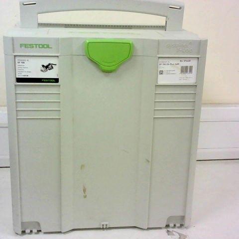 FESTOOL DF 700 EQ-PLUS GB DOMINO XL JOINING MACHINE, 240 V