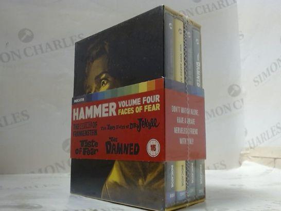 HAMMER VOLUME 4 BLU-RAY BOX SET