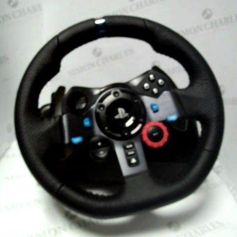 LOGITECH G29 DRIVING FORCE RACING WHEEL FOR PLAYSTATION