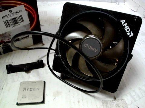 AMD RYZEN 9 3900X PROCESSOR