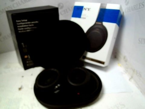 SONY WH-1000XM4 NOISE CANCELLING HEADPHONES HEADSET