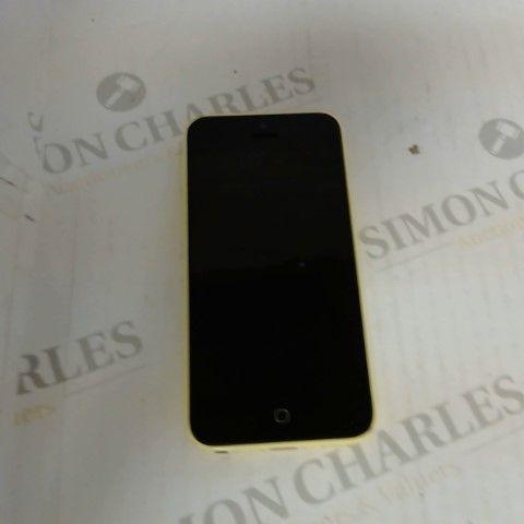APPLE IPHONE 5C - 8GB - YELLOW