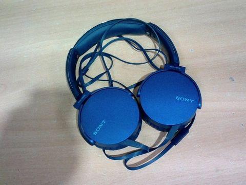 SONY MDR-XB550AP EXTRABASS HEADPHONES