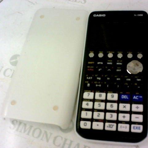 CASIO FX-CG50 CALCULATOR