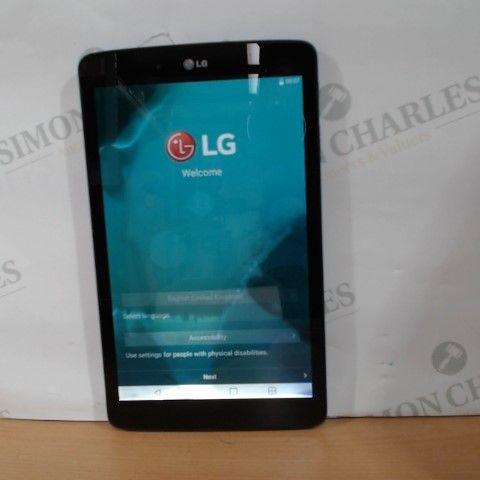 LG G PAD LG-V480 TABLET - BLACK