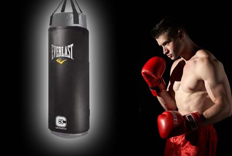 BOXED EVERLAST BOXING C3 HEAVY PUNCH BAG