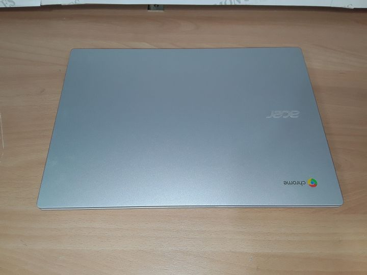 ACER CHROMEBOOK 514 INTEL LAPTOP IN SILVER