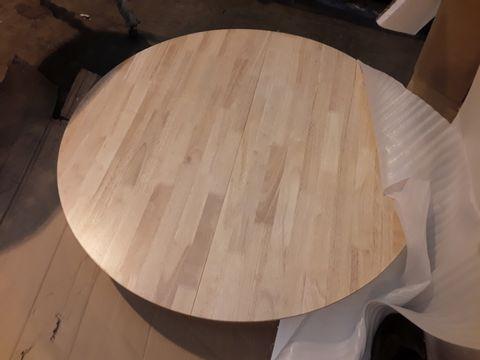 CIRCULAR DINING TABLE TOP