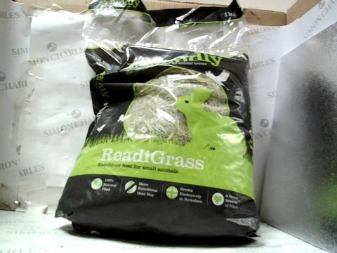 BAG OF READIGRASS FEED FOR SMALL ANIMAL 1KG