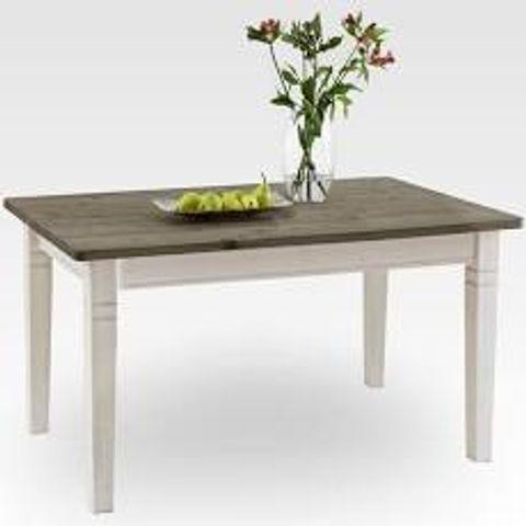 BOXED KELLY GREY DINING TABLE (1 BOX)