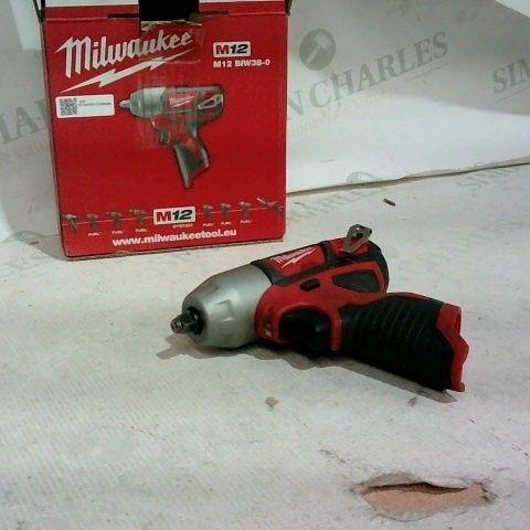 MILWAUKEE -  DRILL M12BIW38 0