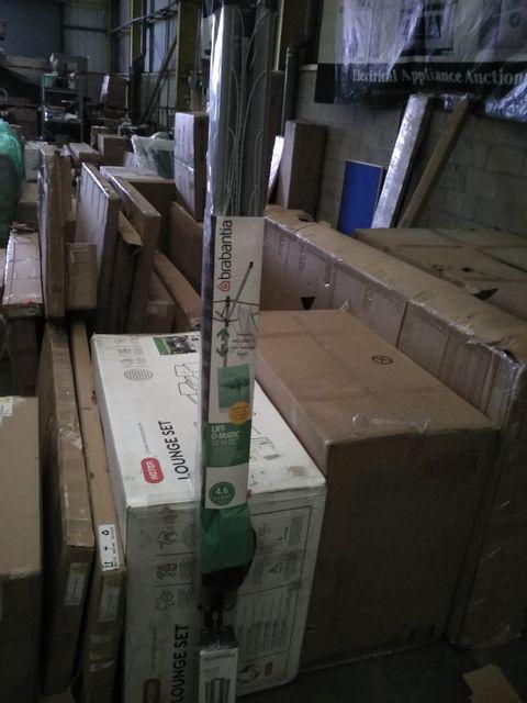 BOXED GRADE 1 BRABANTIA LIFT-O-MATIC 50M (1 BOX)