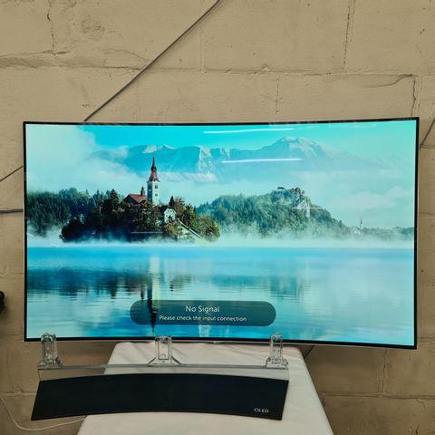 LG OLED55C6V 55 INCH OLED 4K HDR CURVED SMART TELEVISION