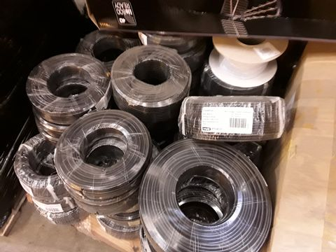 PALLET OF ASSORTED ELECTRICAL ITEMS, TO INCLUDE,