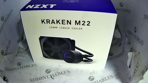 NZXT KRAKEN M22 120MM LIQUID COOLER