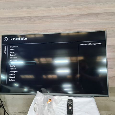 PHILIPS 50PUS7805 50 INCH 4K HDR SMART TELEVISION