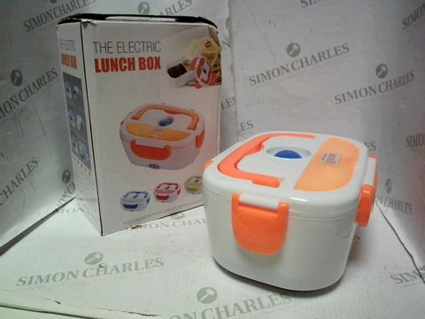 THE ELECTRIC LUNCH BOX YY-3166