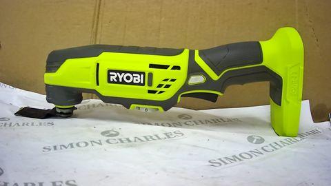 RYOBI R18MT3-0 18V ONE+ CORDLESS MULTI-TOOL