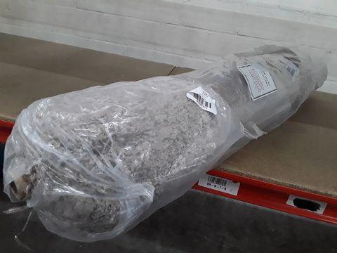 SUPER SOFT SHAGGY RUG NATURAL 120X170